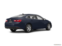 2016 Chevrolet Malibu LS | Photo 2 | Blue Velvet Metallic