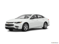 2016 Chevrolet Malibu LS | Photo 3 | Summit White