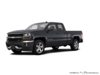 2016 Chevrolet Silverado 1500 LT Z71 | Photo 3 | Tungsten Metallic