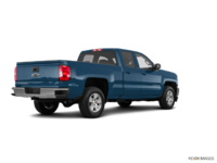 2016 Chevrolet Silverado 1500 LT | Photo 2 | Deep Ocean Blue Metallic
