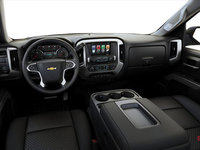 2016 Chevrolet Silverado 1500 LT | Photo 3 | Jet Black Cloth
