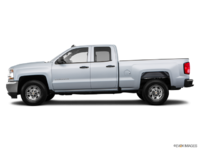 2016 Chevrolet Silverado 1500 WT | Photo 1 | Silver Ice Metallic
