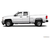 2016 Chevrolet Silverado 1500 WT | Photo 1 | Summit White