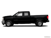 2016 Chevrolet Silverado 1500 WT | Photo 1 | Black