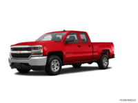 2016 Chevrolet Silverado 1500 WT | Photo 3 | Red Hot