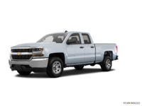 2016 Chevrolet Silverado 1500 WT | Photo 3 | Silver Ice Metallic