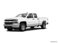 2016 Chevrolet Silverado 1500 WT | Photo 3 | Summit White