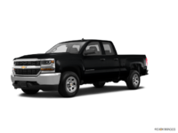 2016 Chevrolet Silverado 1500 WT | Photo 3 | Black