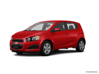 2016 Chevrolet Sonic Hatchback LS | Photo 3 | Red Hot