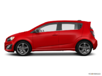2016 Chevrolet Sonic Hatchback RS | Photo 1 | Red Hot