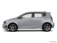 2016 Chevrolet Sonic Hatchback RS | Photo 1 | Silver Ice Metallic