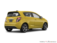 2016 Chevrolet Sonic Hatchback RS | Photo 2 | Bright Yellow