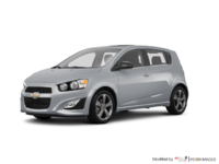 2016 Chevrolet Sonic Hatchback RS | Photo 3 | Silver Ice Metallic