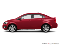 2016 Chevrolet Sonic LT | Photo 1 | Crystal Red