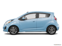 2016 Chevrolet Spark Ev 1LT | Photo 1 | Electric Blue Metallic