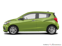 2016 Chevrolet Spark 2LT | Photo 1 | Lime Metallic