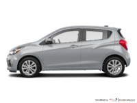 2016 Chevrolet Spark 2LT | Photo 1 | Silver Ice Metallic