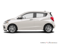 2016 Chevrolet Spark 2LT | Photo 1 | Toasted Marshmellow Metallic