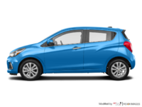 2016 Chevrolet Spark 2LT | Photo 1 | Splash Metallic