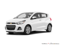 2016 Chevrolet Spark 2LT | Photo 3 | Summit White