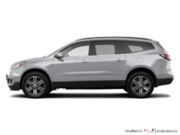 2016 Chevrolet Traverse 2LT | Photo 1 | Silver Ice Metallic