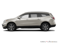 2016 Chevrolet Traverse 2LT | Photo 1 | Champagne Silver Metallic