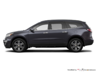 2016 Chevrolet Traverse 2LT | Photo 1 | Tungsten Metallic