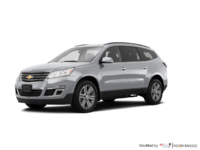 2016 Chevrolet Traverse 2LT | Photo 3 | Silver Ice Metallic