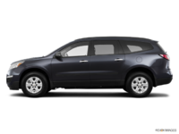 2016 Chevrolet Traverse LS | Photo 1 | Tungsten Metallic