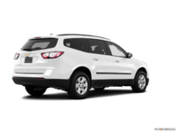 2016 Chevrolet Traverse LS | Photo 2 | Summit White