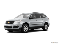 2016 Chevrolet Traverse LS | Photo 3 | Silver Ice Metallic