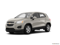 2016 Chevrolet Trax LS | Photo 3 | Champagne Silver Metallic