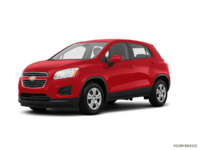 2016 Chevrolet Trax LS | Photo 3 | Red Hot