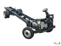 2016 Ford Stripped Chassis F-53