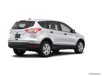 2016 Ford Escape S | Photo 2 | Ingot Silver