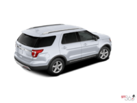2016 Ford Explorer XLT | Photo 2 | White Platinum