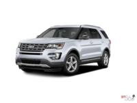 2016 Ford Explorer XLT | Photo 3 | White Platinum