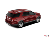 2016 Ford Explorer XLT | Photo 2 | Ruby Red