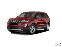 2016 Ford Explorer XLT | Photo 3 | Ruby Red