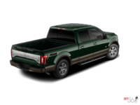 2016 Ford F-150 KING RANCH | Photo 2 | Green Gem/Caribou