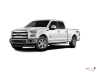 2016 Ford F-150 KING RANCH | Photo 3 | Oxford White