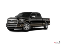 2016 Ford F-150 KING RANCH | Photo 3 | Shadow Black/Caribou