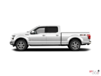 2016 Ford F-150 KING RANCH | Photo 1 | Oxford White