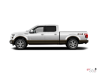 2016 Ford F-150 KING RANCH | Photo 1 | White Platinum/Caribou