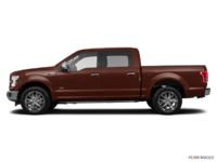 2016 Ford F-150 LARIAT | Photo 1 | Bronze Fire