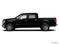 2016 Ford F-150 LARIAT | Photo 1 | Shadow Black