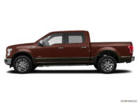 2016 Ford F-150 LARIAT | Photo 1 | Bronze Fire/Caribou