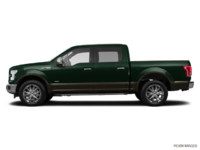 2016 Ford F-150 LARIAT | Photo 1 | Green Gem/Caribou
