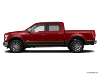 2016 Ford F-150 LARIAT | Photo 1 | Ruby Red/Caribou