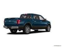 2016 Ford F-150 LARIAT | Photo 2 | Blue Jeans/Caribou